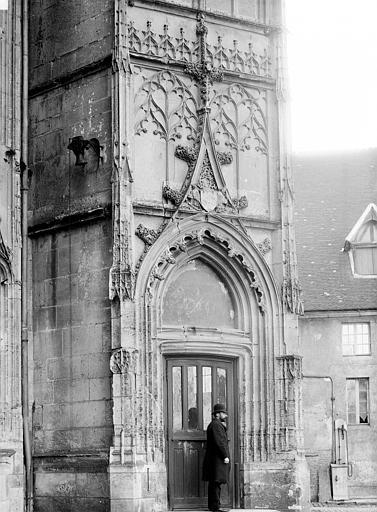 Evêché Tourelle : Porte, Mieusement, Médéric (photographe),