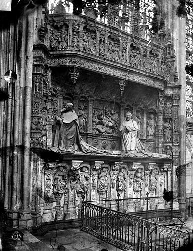 Cathédrale Tombeau des cardinaux d'Amboise, Mieusement, Médéric (photographe),