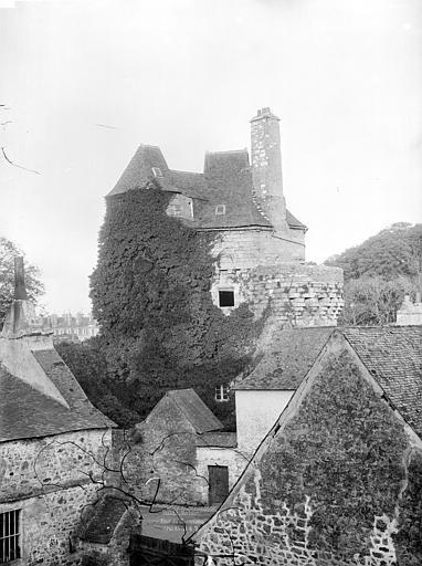 Remparts (anciens) Tour du Connétable, Durand, Jean-Eugène (photographe),
