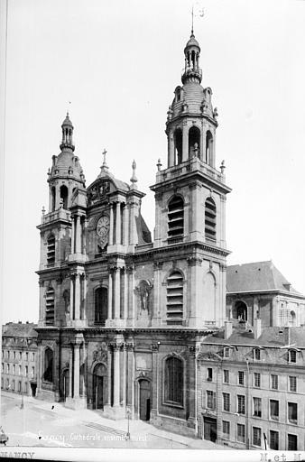 Cathédrale de l'Annonciation-de-la-Vierge Ensemble ouest, Mieusement, Médéric (photographe),