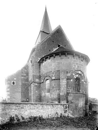 Eglise Saint-Louis Ensemble sud-est, Heuzé, Henri (photographe),