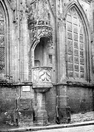 Eglise Notre-Dame Chaire extérieure, Mieusement, Médéric (photographe),