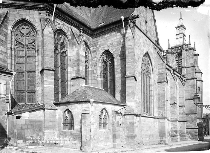 Eglise Saint-Pierre Façade nord, Mieusement, Médéric (photographe),