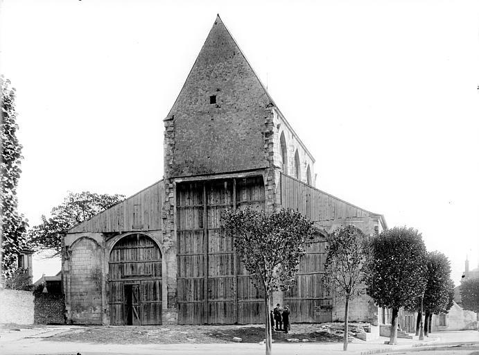 Eglise Saint-Bonnet Ensemble ouest, Durand, Jean-Eugène (photographe),
