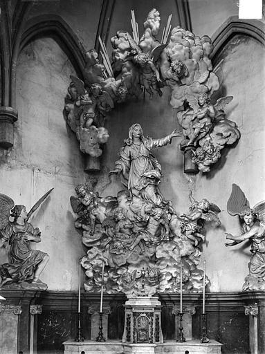 Eglise Notre-Dame , Gossin (photographe),