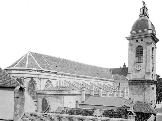 Cathédrale Saint-Jean et Saint-Etienne Ensemble nord-est, Mieusement, Médéric (photographe),