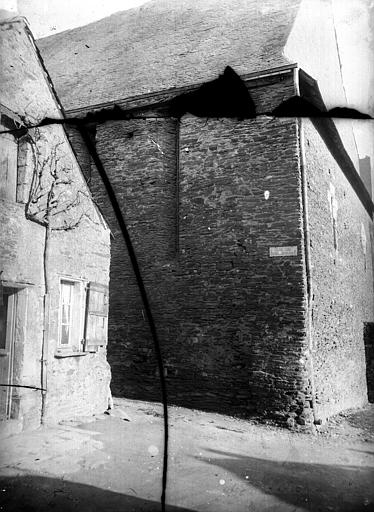 Greniers Saint-Jean Angle nord-ouest, Berthault (photographe),