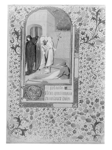 Cathédrale Saint-André , Estève, Georges (photographe), Ile-de-France ; 78 ; Médiathèque de l'architecture et du patrimoine (Saint-Cyr)