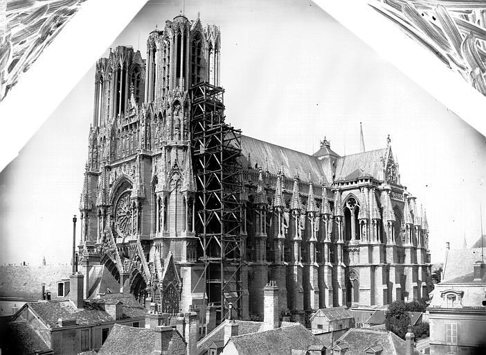 Cathédrale Notre-Dame Ensemble sud-ouest, Lajoie, Abel,