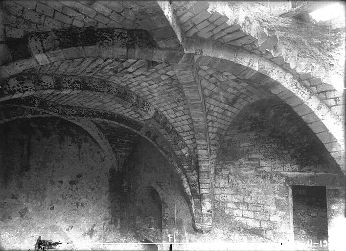 Maison Voûtes de caves, Verneau, G.,