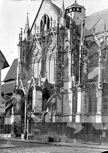 Eglise Saint-Urbain Façade sud : Transept, Mieusement, Médéric (photographe),