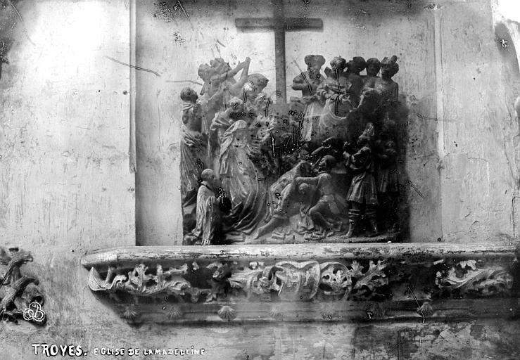 Eglise de la Madeleine , Robert, Paul (photographe),