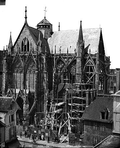 Eglise Saint-Urbain , Lancelot, Gustave,