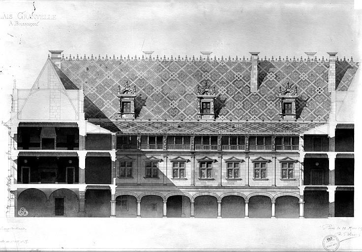 Palais Granvelle , Mieusement, Médéric (photographe),
