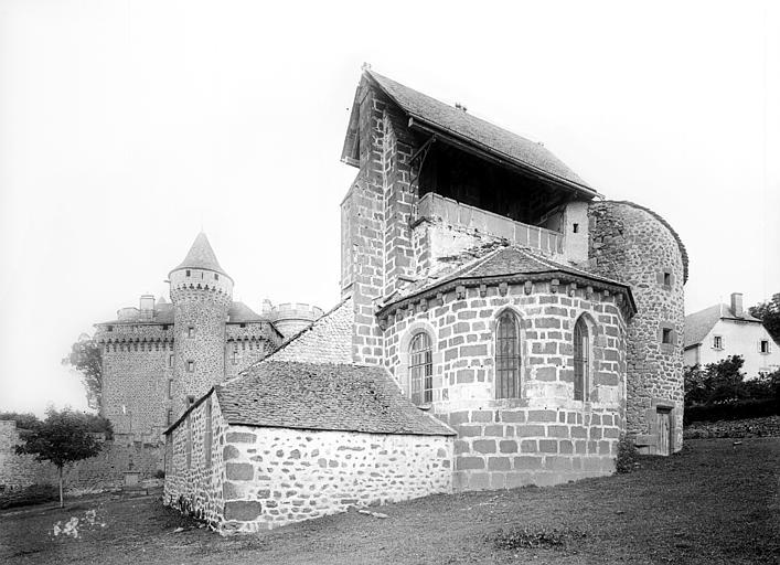 Eglise Ensemble sud-est, Heuzé, Henri (photographe),
