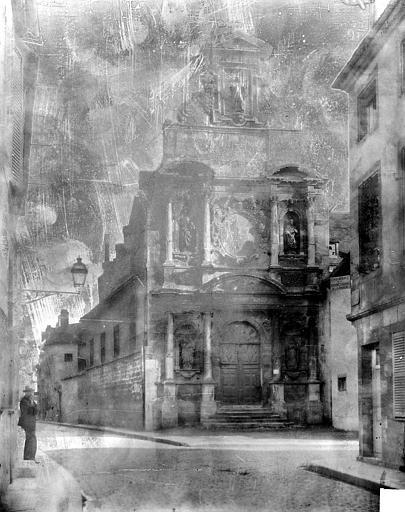 Chapelle des Carmélites (ancienne) Ensemble ouest, Delaunay (photographe),
