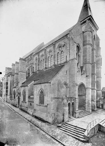 Eglise Ensemble nord-ouest, Service photographique,