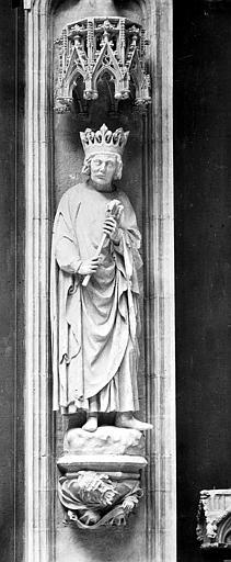 Cathédrale Notre-Dame , Mieusement, Médéric (photographe), 75 ; Paris 16 ; Palais de Chaillot (Trocadéro) ; Musée de sculpture comparée, Musée des Monuments français