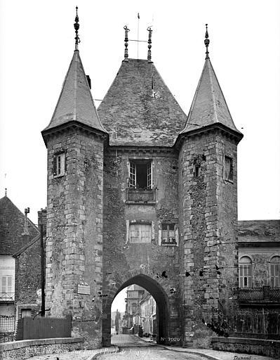 Porte de Joigny , Durand, Eugène (photographe),