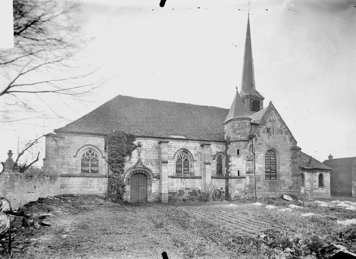 Eglise Ensemble nord, Service photographique,