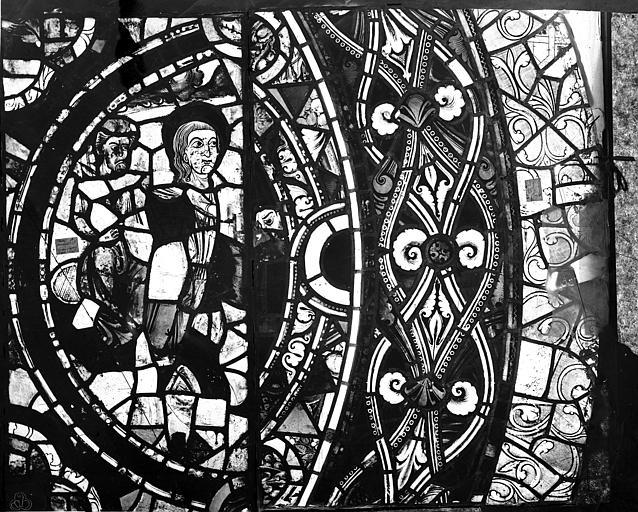 Cathédrale Saint-Pierre Vitrail, Durand, Eugène (photographe),