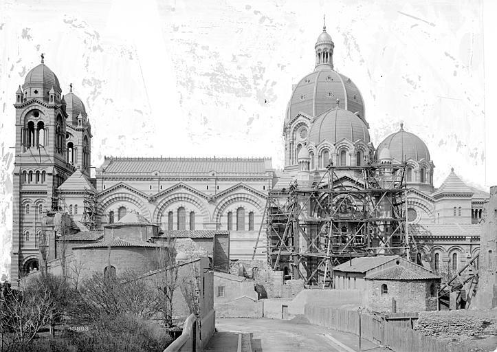 Cathédrale Sainte-Marie-Majeure Façade est, Mieusement, Médéric (photographe),