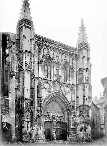 Eglise Saint-Pierre Façade ouest, Mieusement, Médéric (photographe),