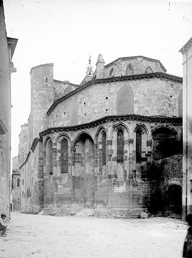 Eglise Saint-Paul-Saint-Serge Abside, Enlart, Camille (historien),