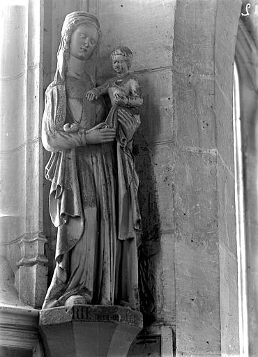 Eglise Saint-Gervais-Saint-Protais , Gossin (photographe),