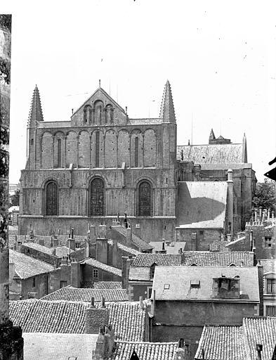 Cathédrale Saint-Pierre Ensemble est, Gossin (photographe),