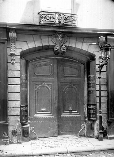 Maison Porte, Robert, Paul (photographe),
