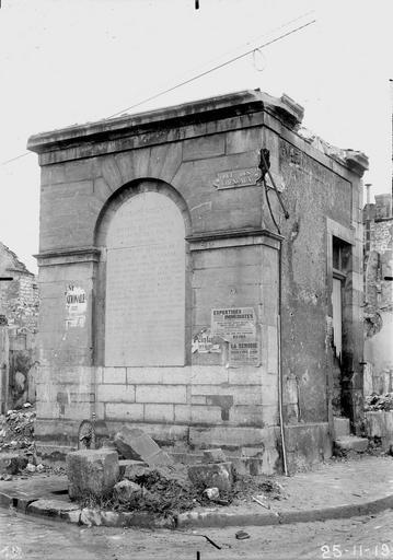 Maison Fontaine, Verneau, G.,
