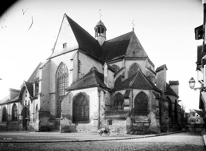Eglise Saint-Nizier Ensemble sud-est, Durand, Eugène (photographe),