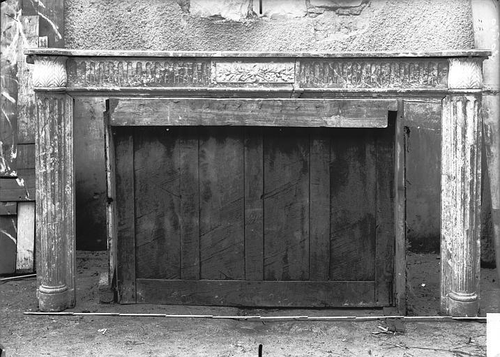 Maison Cheminée, Verneau, G.,
