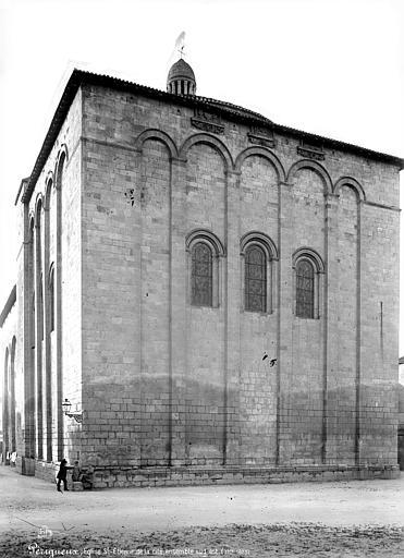 Eglise Saint-Etienne-de-la-Cité Ensemble sud-est, Mieusement, Médéric (photographe),
