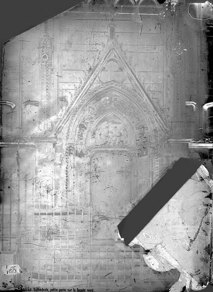 Cathédrale Notre-Dame Abside, fenêtre, Mieusement, Médéric (photographe),