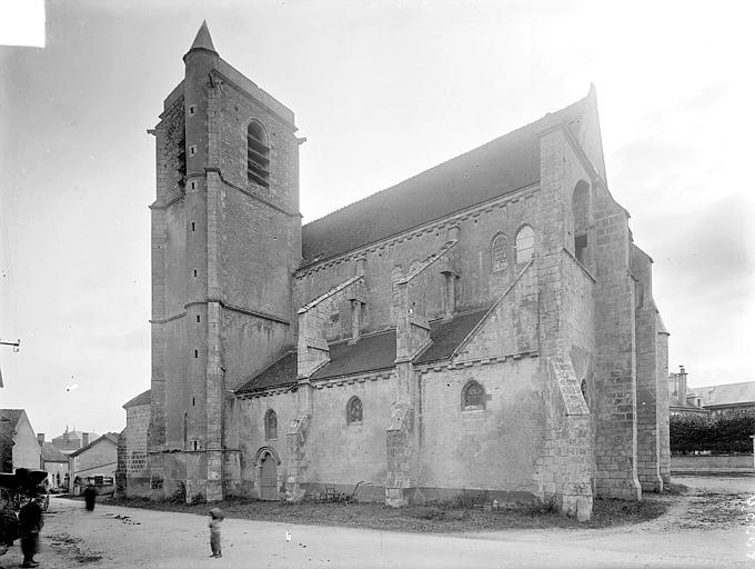 Eglise Ensemble nord-ouest, Heuzé, Henri (photographe),