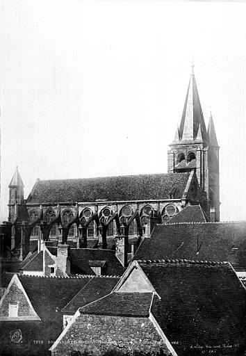 Eglise Saint-Etienne Ensemble sud, Le Secq, Henri (photographe),