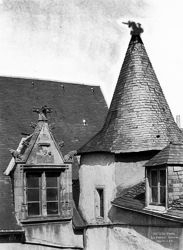 Prévôté (ancienne) Lucarne, Durand, Eugène (photographe),