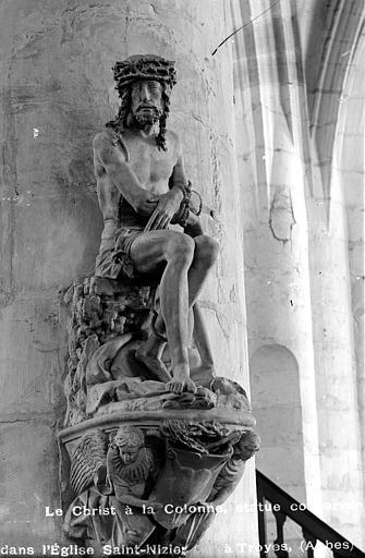 Eglise Saint-Nizier , Robert, Paul (photographe),