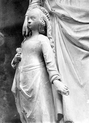 Cathédrale Saint-André , Enlart, Camille (historien), 75 ; Paris 16 ; Palais de Chaillot (Trocadéro) ; Musée de Sculpture comparée, musée des Monuments français