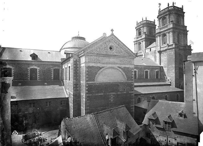 Cathédrale Saint-Pierre Ensemble nord, Mieusement, Médéric (photographe),