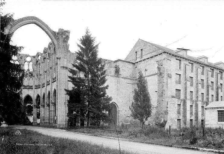 Abbaye (ancienne) Ensemble, Durand, Eugène (photographe),