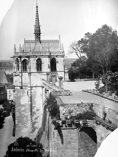 Château Chapelle : Ensemble nord, Mieusement, Médéric (photographe),