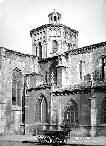 Eglise Saint-Paul Façade nord : Coupole, Mieusement, Médéric (photographe),