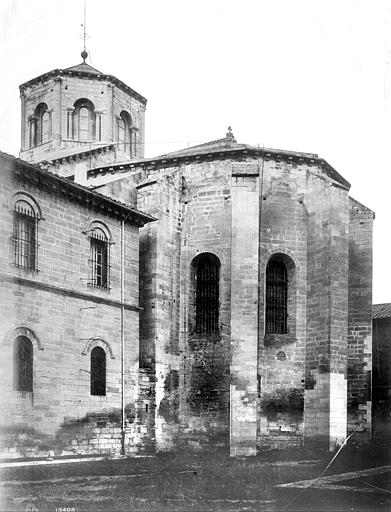 Cathédrale Notre-Dame-des-Dons Abside, côté sud, Mieusement, Médéric (photographe),
