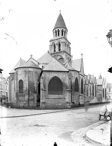 Eglise Notre-Dame-la-Grande Ensemble nord-est, Gossin (photographe),
