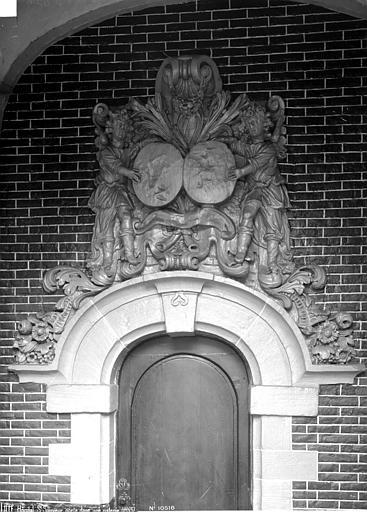 Hôpital Saint-Sauveur Porte, Robert, Paul (photographe),