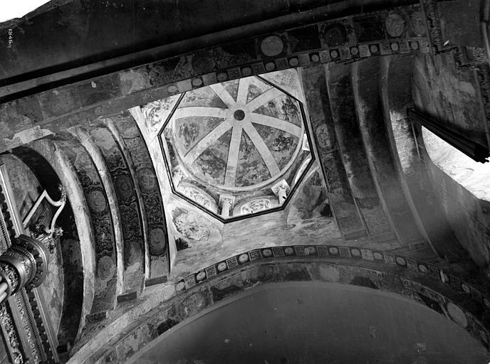 Cathédrale Notre-Dame-des-Dons Coupole : vue intérieure, Mieusement, Médéric (photographe),