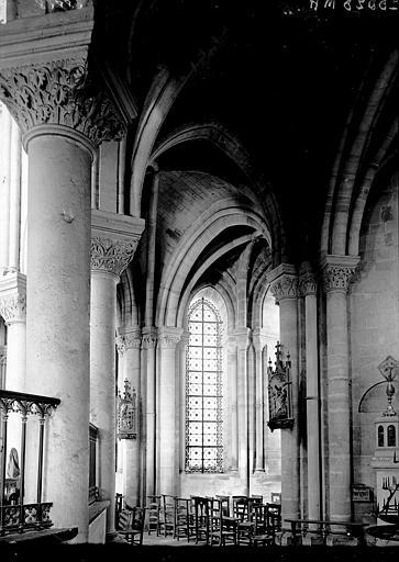 Cathédrale Notre-Dame Déambulatoire, Enlart, Camille (historien),